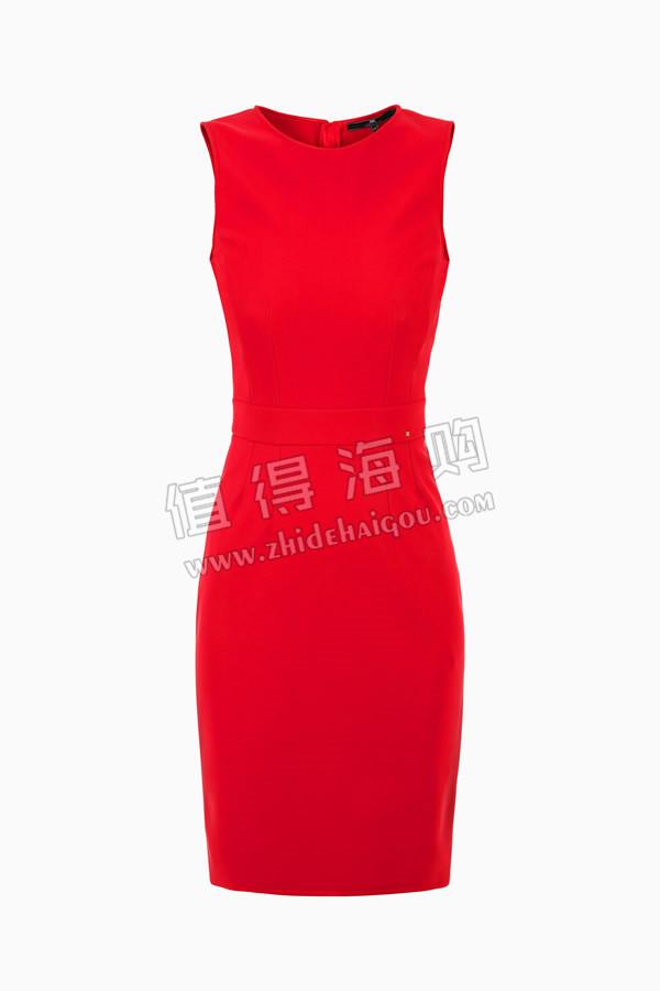 Elisabetta Franchi 意大利代购 2016春夏新款 连衣裙铅笔裙