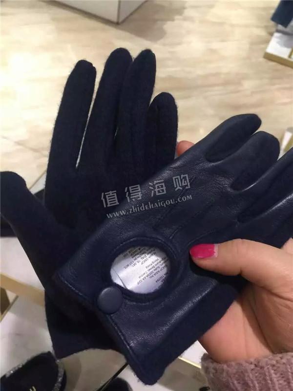 Maje 品牌新款代购 欧州代购手套