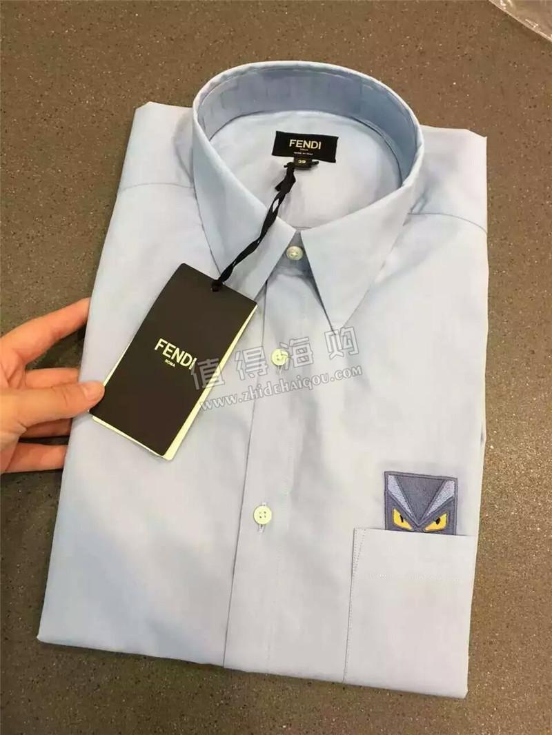 Fendi 意大利专柜打折代购 衬衫