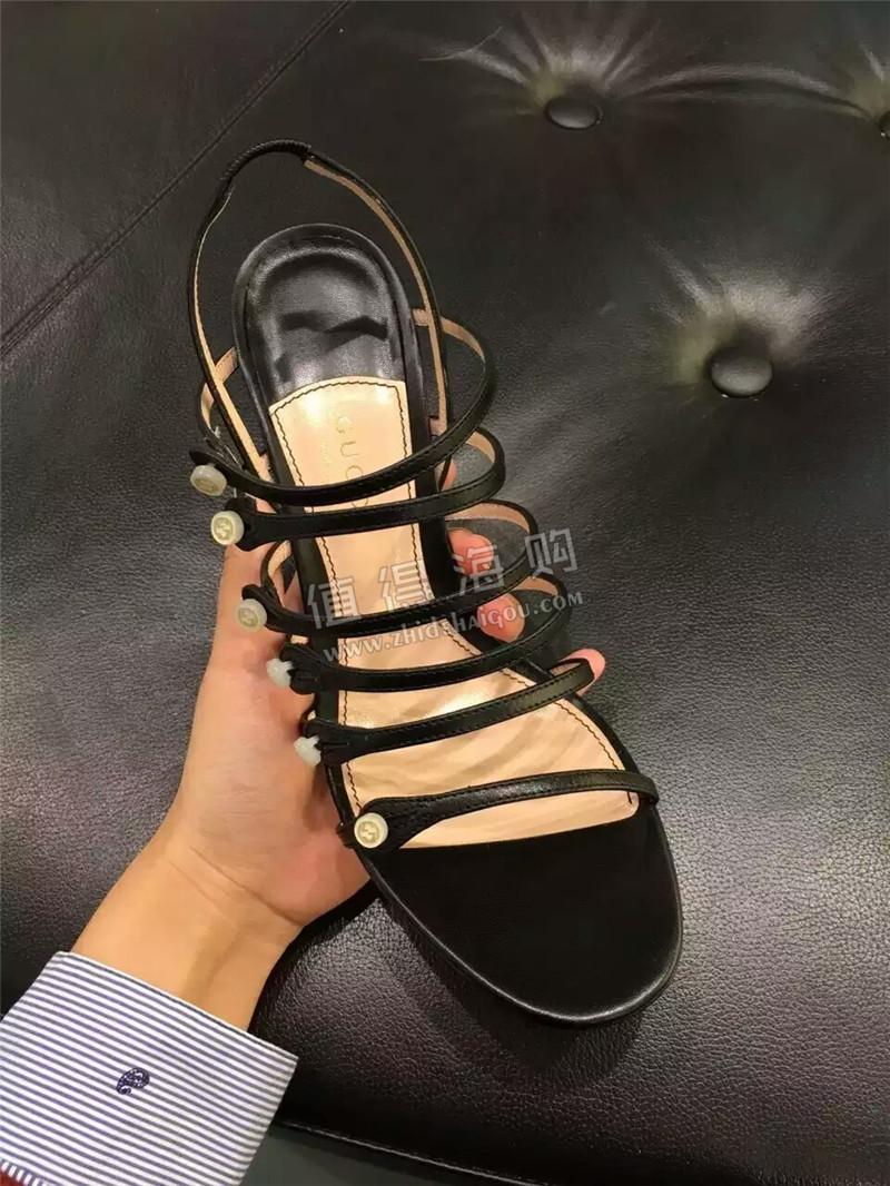 Gucci  古驰 意大利专柜代购 凉鞋女鞋