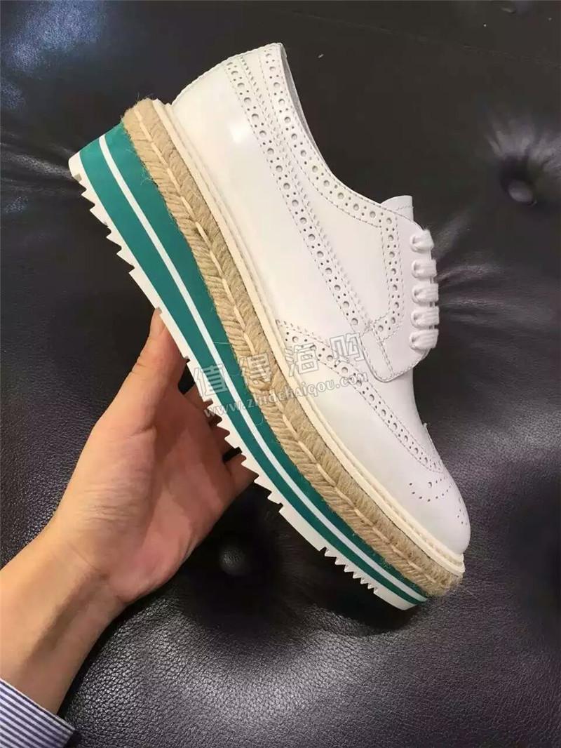 Prada普拉达 全球正品代购休闲鞋