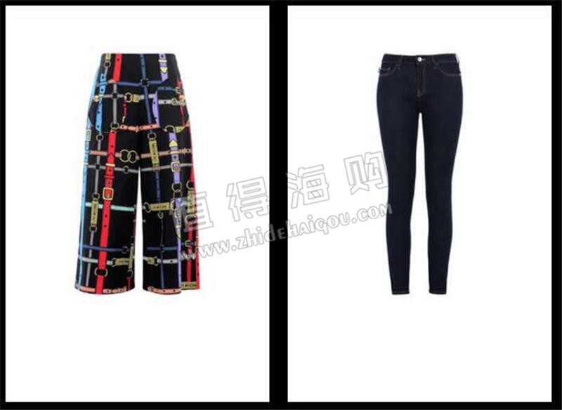 休闲长裤 Love MOSCHINO 意大利专柜代购 买得多有优惠 16年春夏新款来的