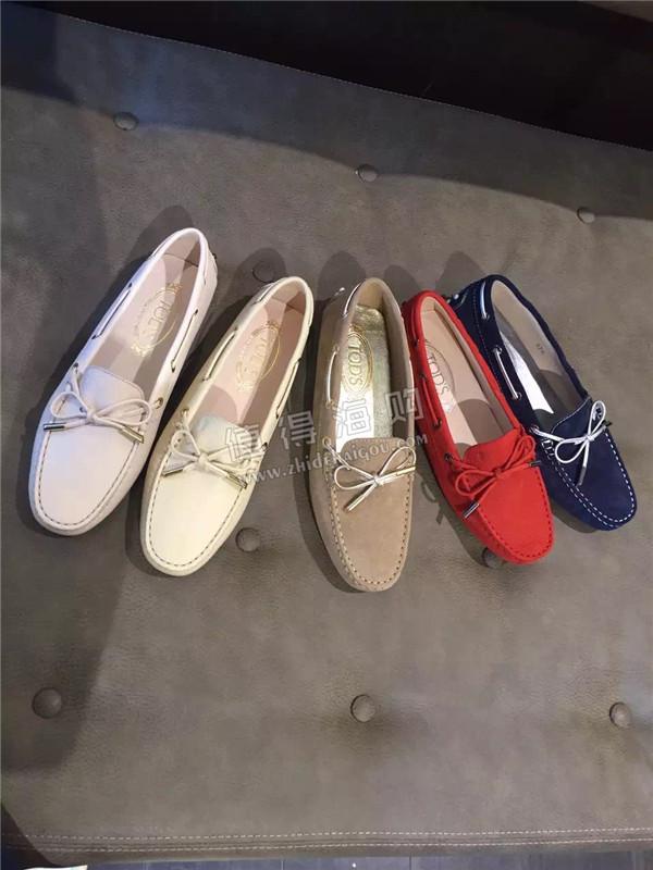 TOD'S 2016年新款女休闲鞋 两款多色可选择 意大利专柜正品代购