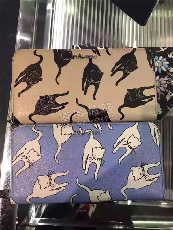 MIUMIU 2016年新款小动物系列手包可当小挎包 MIUMIU意大利代购
