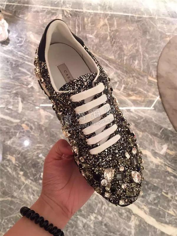 Casadei 卡萨蒂2016年新款女鞋 运动鞋 意大利专柜代购
