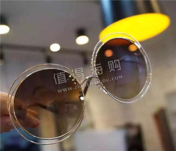 Chloé 蔻依小辣椒同款墨镜 凸造型首选 不化妆神器 chloe代购
