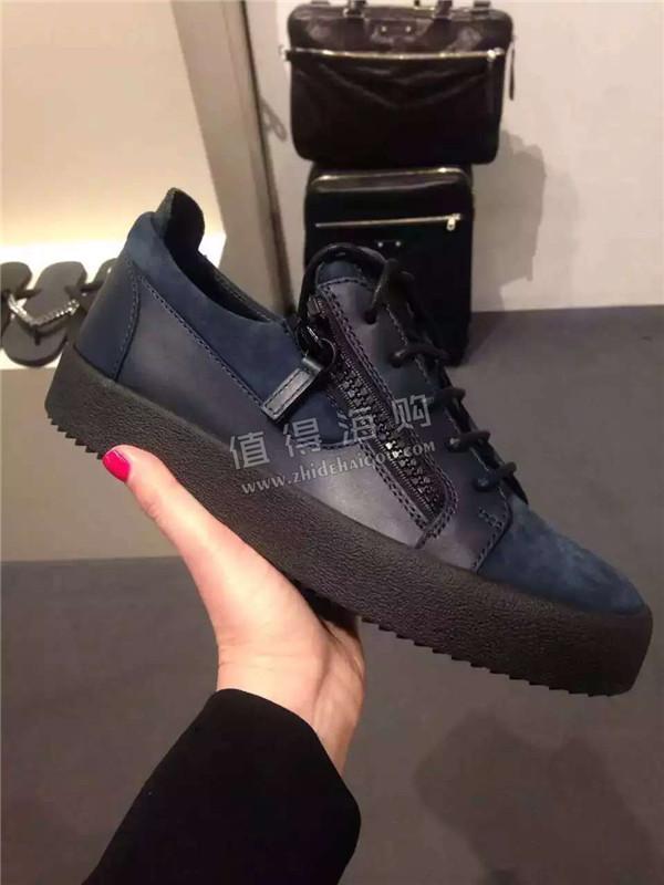 Giuseppe Zanotti 2016年新款男鞋 GZ男鞋代购 意大利专柜正品代购