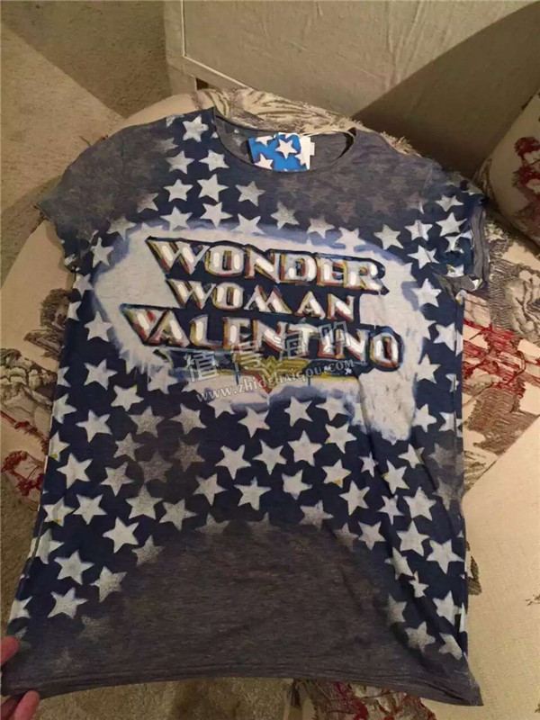 Valentino 华伦天奴2016年新款女装 T恤 Valentino意大利代购