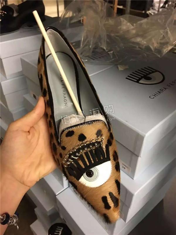 Chiara Ferragni 2016年新款 秋冬最新款女鞋多款任你选 CF眼睛女鞋代购