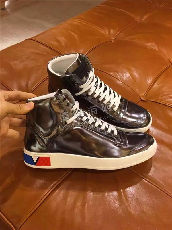 LouisVuitton 路易威登2016年新款男鞋 帅男快快看看 LV意大利专柜正品代购