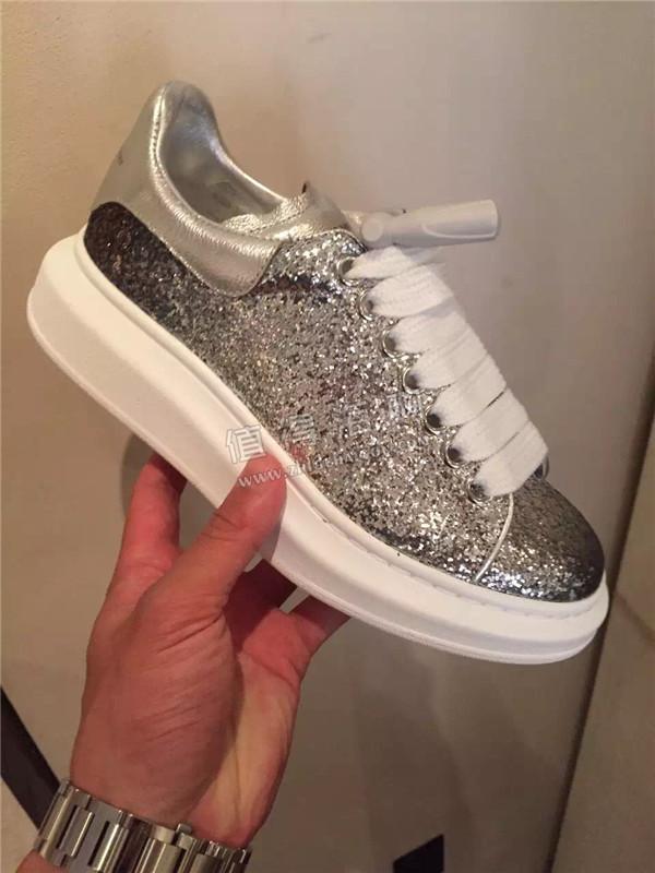 麦昆Mcqueen 2016年两款火爆女鞋 MCQ女鞋代购意大利正品代购