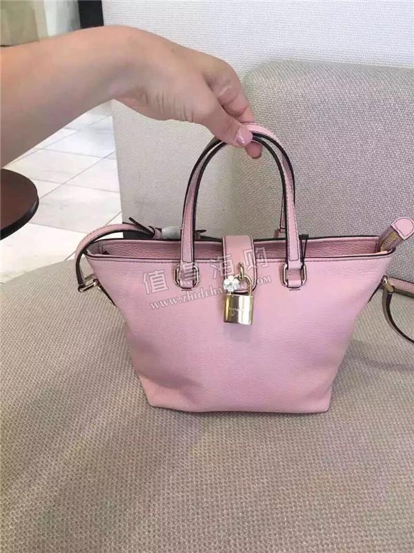 Dolce&Gabbana 杜嘉班纳2016年新款女袋 粉色小可爱包包 DG意大利正品代购