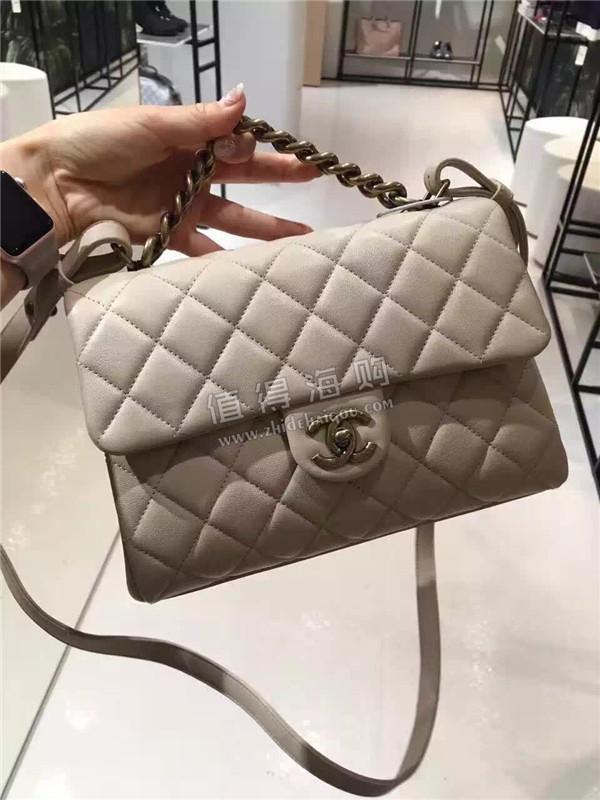 Chanel 香奈儿2016年新款 秋冬新款包包 手挽包 单肩包 斜挎包 chanel包包代购