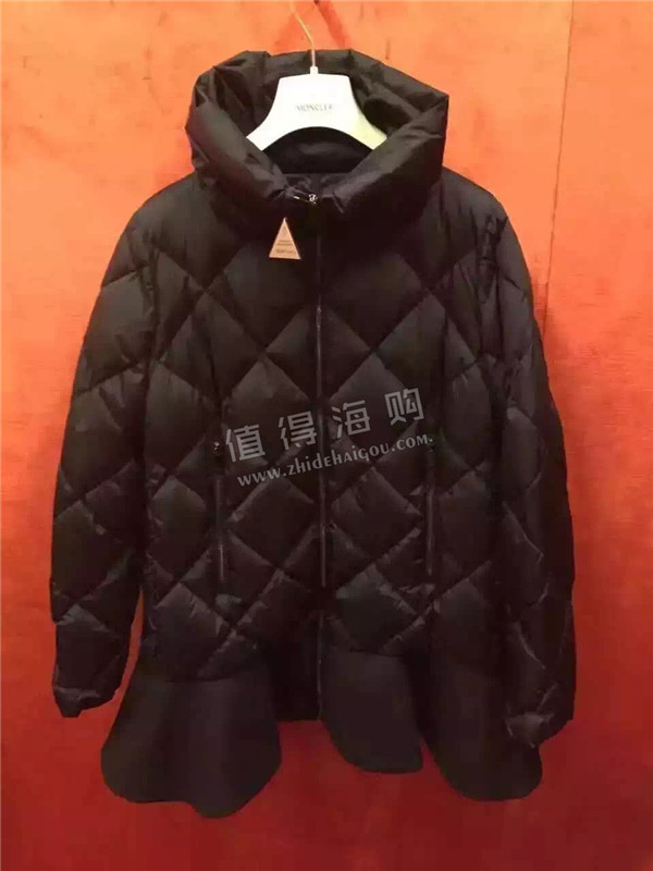 Moncler 2016年秋冬新款女士羽绒服 moncler羽绒服意大利代购