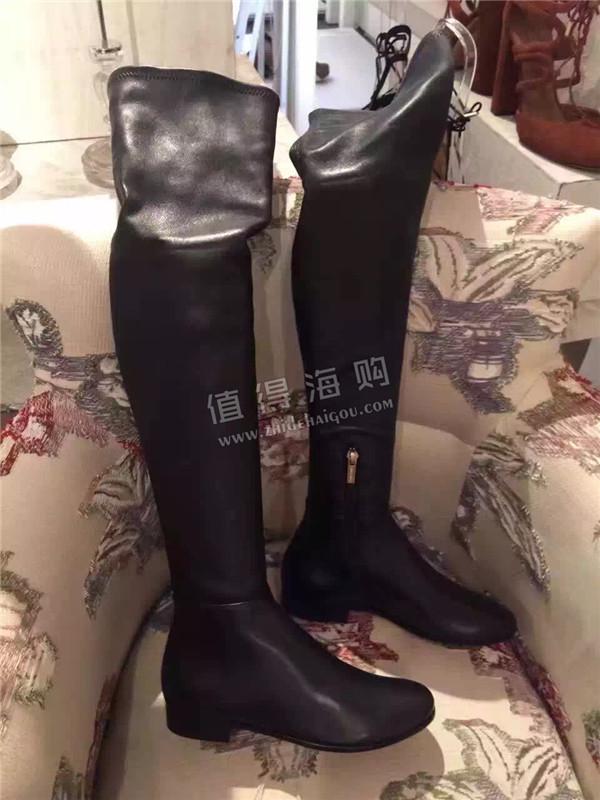 Jimmy Choo 2016年秋冬新款女鞋 过膝长靴 最好穿的靴子 JimmyChoo代购