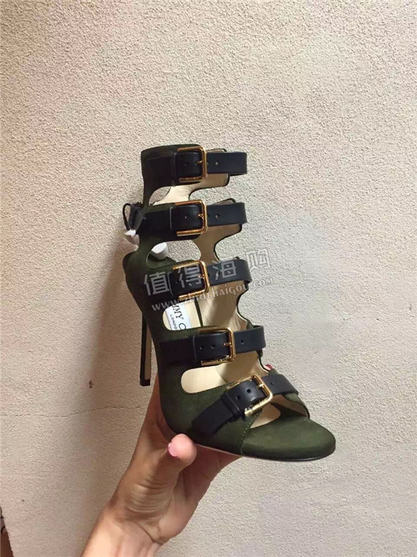 Jimmy Choo 2016年秋冬新款女鞋 多款展示最美高跟鞋 意大利Jimmy Choo专柜正品代购