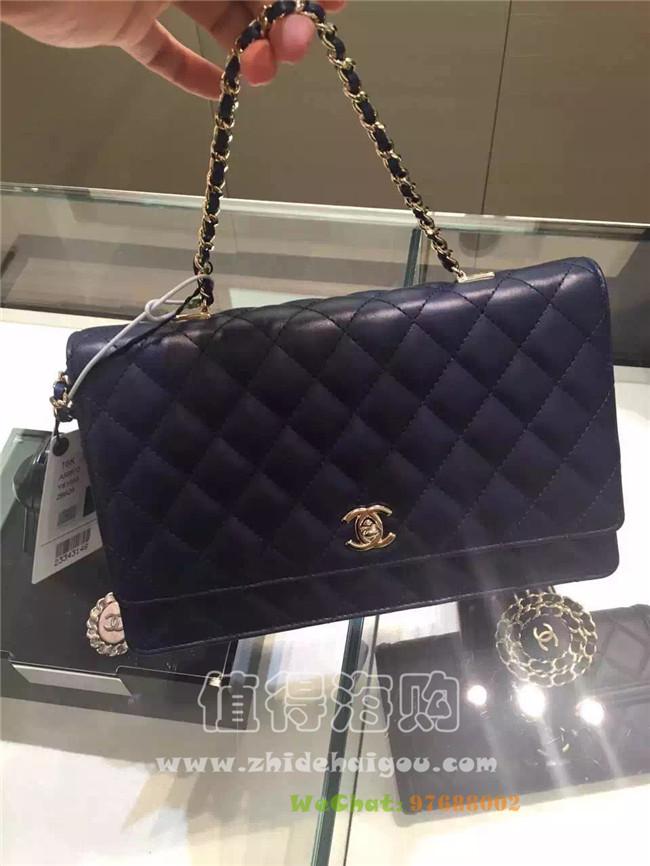 看看Chanel今年2016年秋冬新款的各款包包 chanel包包意大利正品代购