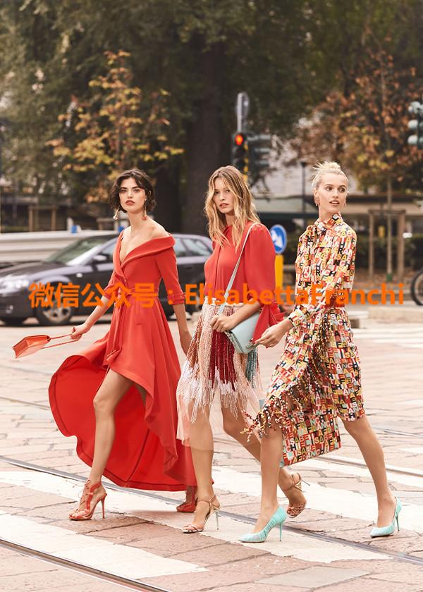 新的春季/夏季2019年ELISABETTA FRANCHI 新款